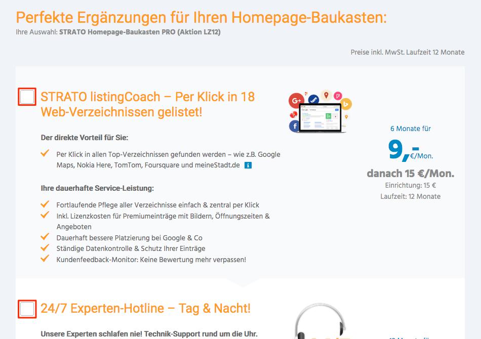 Strato De So Registrierst Du Dich Nutzerkonto Domain Eroffnen