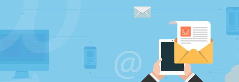 Newsletter Funktion