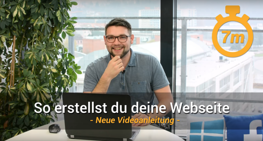 Webnode Videopreview