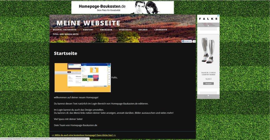 Homepage-Baukasten.de - in unserem Vergleich