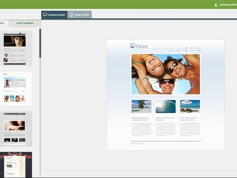 One Layouts Templates Designvorlagen
